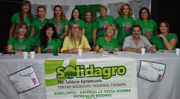Solidagro Charata Marcha