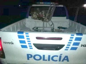 Robo un autoservicio y lo detuvieron llevando el changuito, ocurrió en General Pinedo