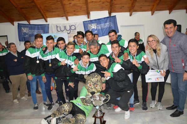 Copa tres regiones, Chaco se quedó con la Challenger por segunda vez