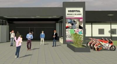 Proyecto de mejora del Hospital de Charata