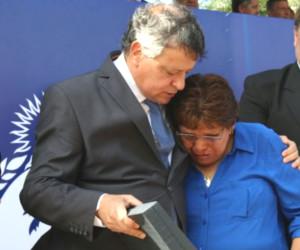 Peppo presidió el acto central por Malvinas en Corzuela, Chaco.