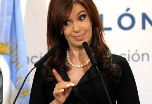 Cristina Fernández con pedido de desafuero y detención