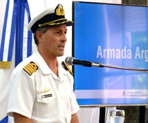 La Armada Argentina investiga un objeto a 940 metros de profundidad