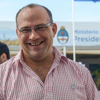 Ricardo Negri fue designado al frente del SENASA