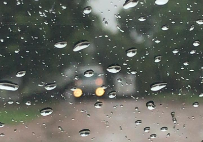 Datos de lluvia en el sudoeste del Chaco - Viernes 18 de Enero de 2018
