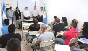 Lanzaron capacitación para trabajadores del sector Seguridad en Chaco