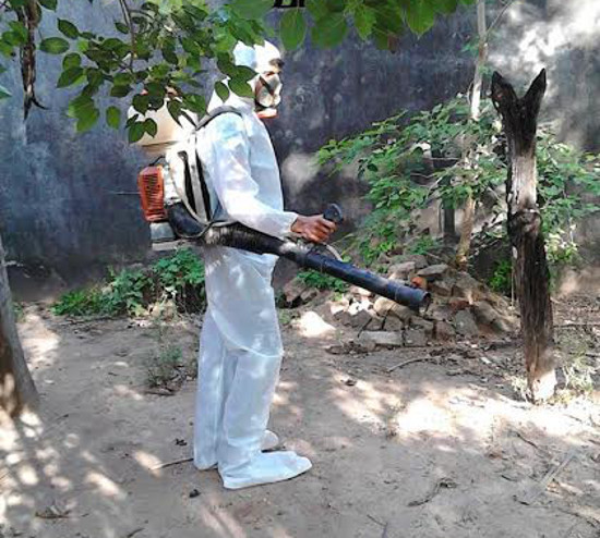 Las tareas son las adecuadas en Charata, no hay Dengue en la ciudad