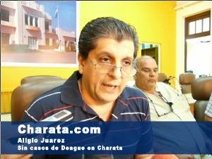 Cambian calificación al supuesto caso autóctono de Dengue en Charata