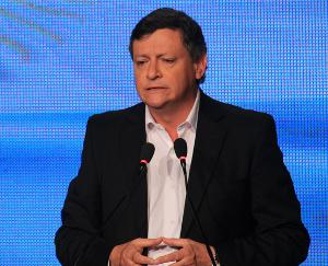 Domingo Peppo, Gobernador del Chaco