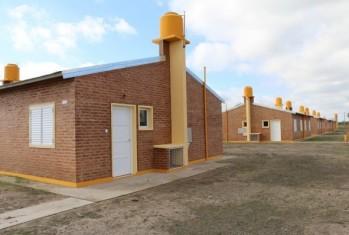 Alta necesidad de soluciones habitacionales en Charata.