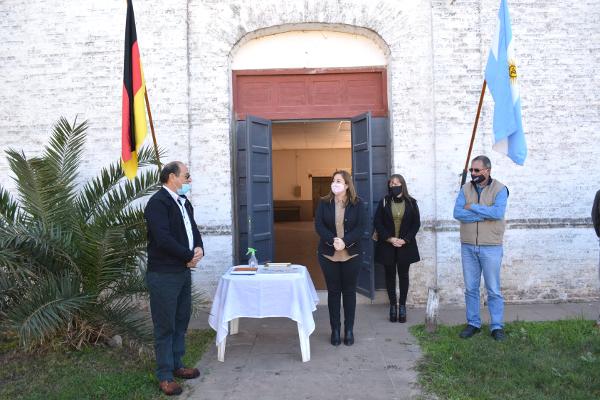 Primer siglo de vida de la Escuela Alemana de Charata, en cuarentena