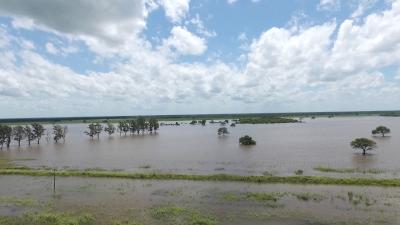 Necesidad de obras hídricas en el Sudoeste del Chaco, declaraciones de Capitanich