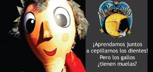 Encuentro de Títeres y Teatro Infantil en Charata
