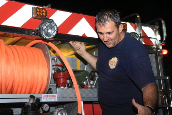 Gustavo Santos explica como son y para que se utilizan los subsidios nacionales a los bomberos voluntarios