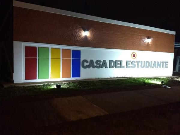 Casa del Estudiante en Las Breñas