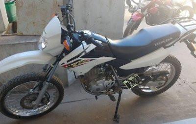 Moto recuperada en Pinedo a minutos de hacerse la denuncia