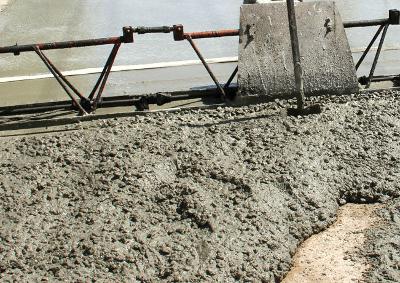 pavimentación con aportes de vecinos en charata