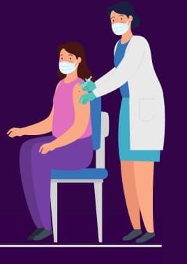 Vacunación en Charata