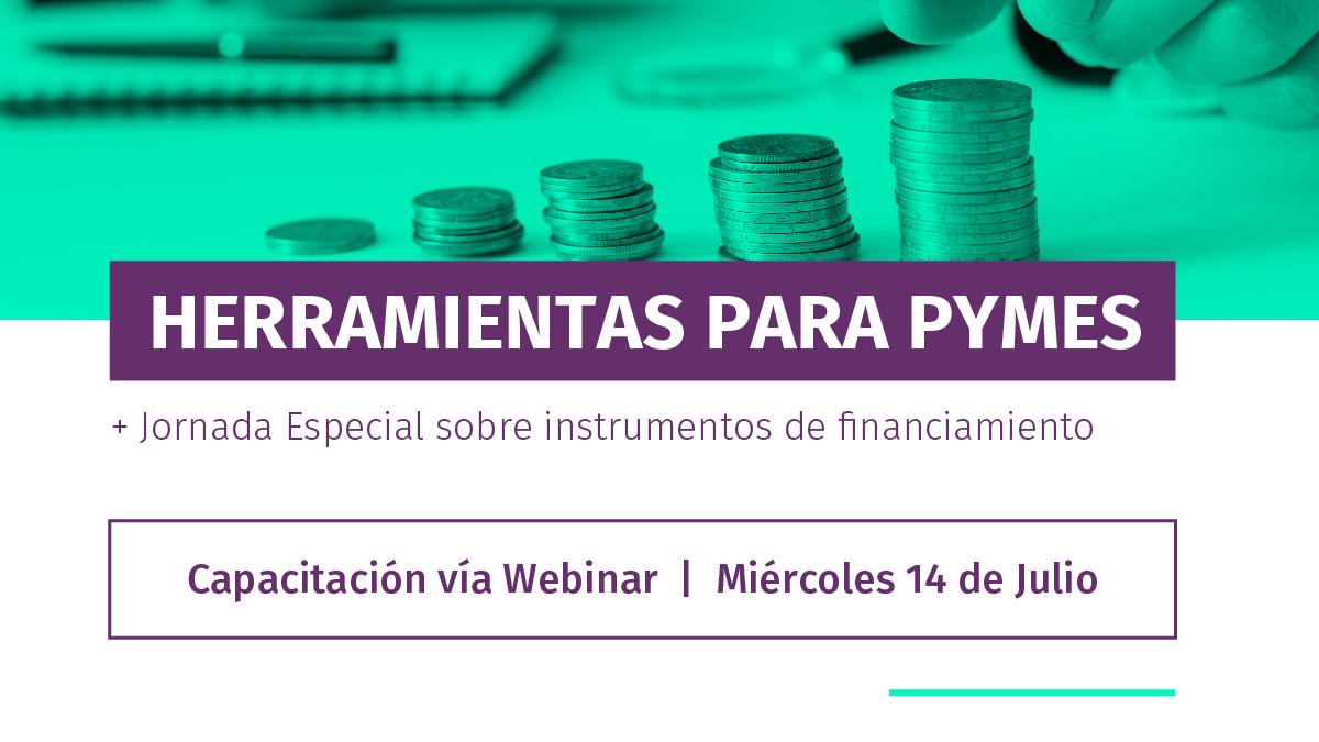 Capacitación sobre herramientas para PYMES del Chaco organizado por la Bolsa de Comercio del Chaco