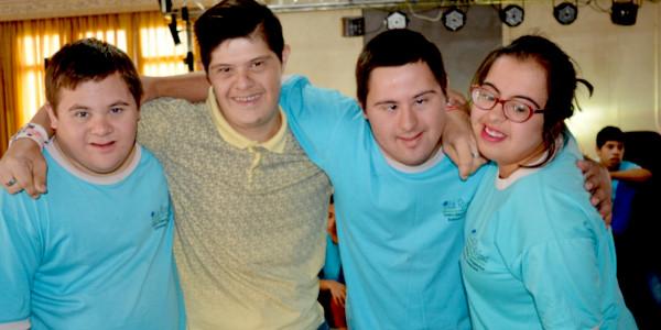 Festival Murguero Charatense en el Día Internacional del Síndrome de Down.
