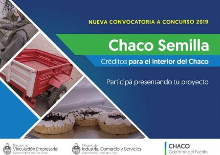 Programa crediticio Chaco Semilla