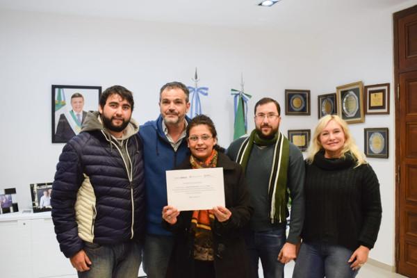 Entregaron financiamiento del programa Chaco Semilla a emprendedores de Charata