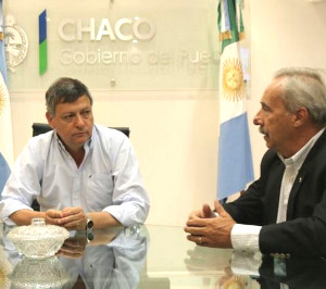 Chaco y Brasil analizan caminos de mayor intercambio comercial y cultural.