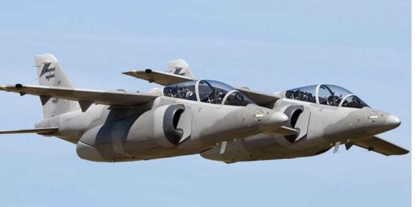 Aviones Pampa persiguieron un narco vuelo sobre Santiago del Estero