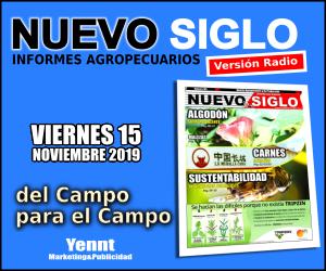 Informe Agropecuario Nuevo Siglo