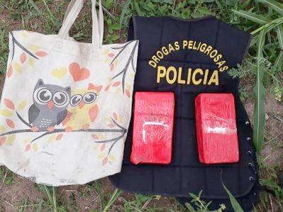 Dos kilos de cocaina secuestrados a remiseros de Charata