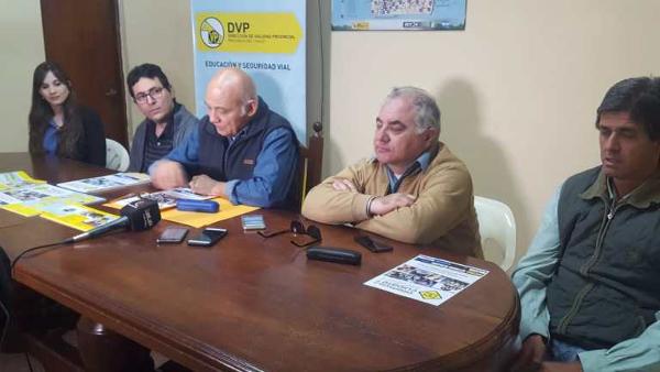 Concurso de cortos sobre seguridad vial en Pinedo