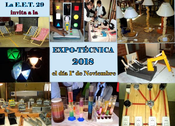 Expo Técnica de Charata 2018