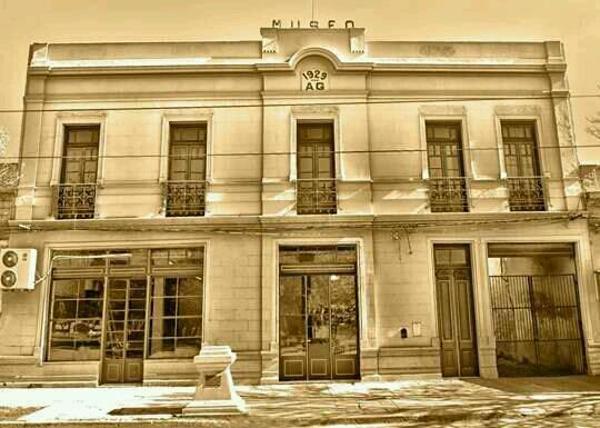 Museo de la ciudad de Charata