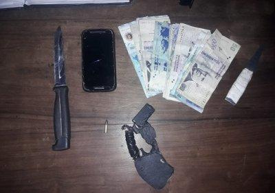Tres adolescentes detenidos dentro de una vivienda en Charata
