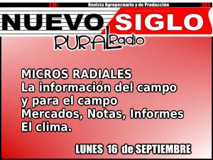Nuevo Siglo Rural Radio